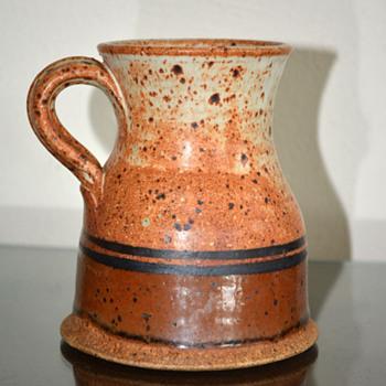Brouillard  Pottery Stoneware Mug - Pottery