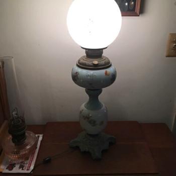 Flea market find - Lamps