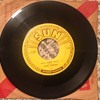 """Carl Perkins 1954 Sun Label Song""""Blue Suede Shoes""""."""