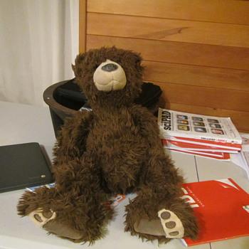 Brown Bear - Dolls