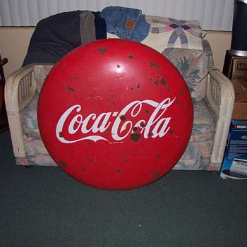 COCA-COLA BUTTON - Coca-Cola