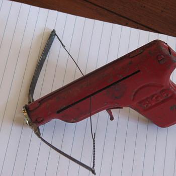 Big6 toy crossbow pistol