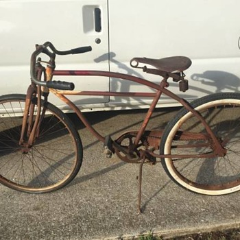 1950's Columbia rat rod  before an after ! - Sporting Goods
