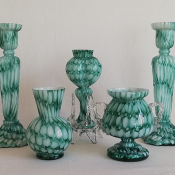 A Welz Decor.......but which one? - Art Glass