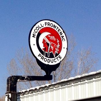 Frontenac Gas - Advertising