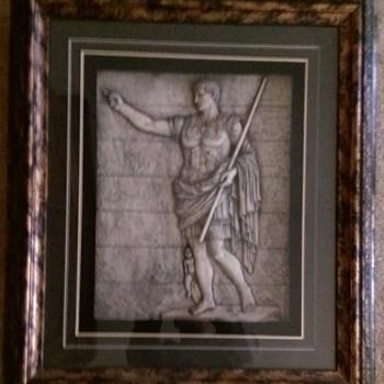 Augustus of Primaporta Unusual Presentation - Fine Art