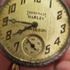 ingraham harley davidson pocket watch