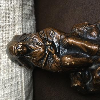 Ceramic Chief  - Figurines