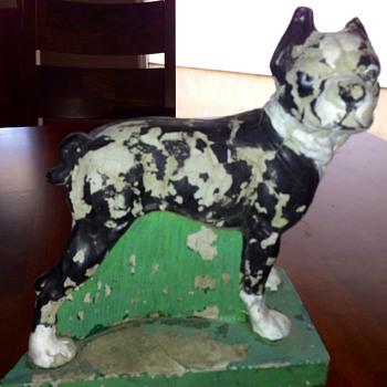 Boston Terrier - Figurines