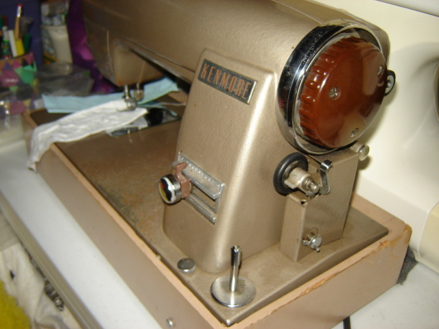 Kenmore Sewing Machine Collectors Weekly Enchanting Kenmore Sewing Machine