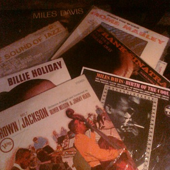 Assorted LP's  These are sample of the collection.  - Records