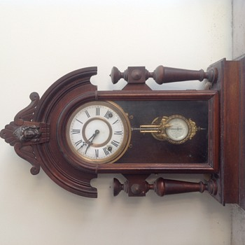 Working Ansonia - Clocks