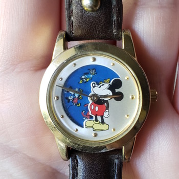 Old Mickey Mouse watch - Wristwatches