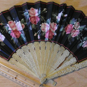 Old hand Fan - Accessories