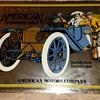 1913 Underslung mirror advertisement