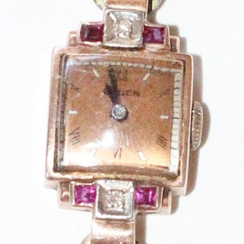 Antique Gruen Watch (Ladies)
