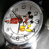 1978 Bradley American Football Mickey Mouse Watch