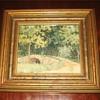 Norma Bassett Hall and Arthur Hall Watercolors