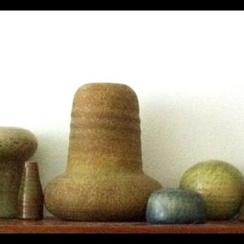 Another Mobach Ceramics Display (Jaan Mobach, Piet Knepper, Joke Stroes,..) - Pottery