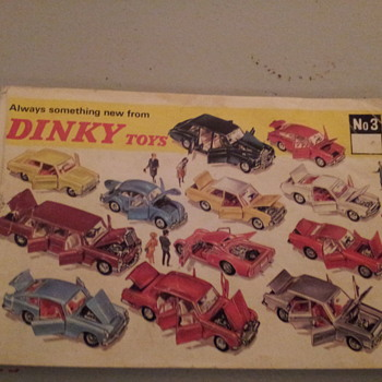 Dinky Toys No.3  1967 Catalogue. - Model Cars