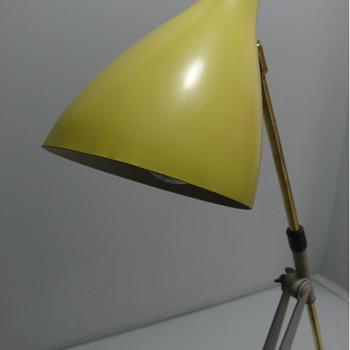 mid century kaiser table lamp - Mid-Century Modern