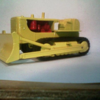 K3 Caterpillar Bulldozer - Model Cars