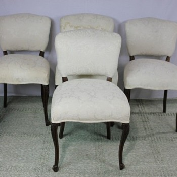 French dining room chairs?