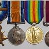 British WW1 Medal Set