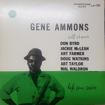 Gene Ammons All Stars-Hi Fi Jam Session (#LP 7060) - Records
