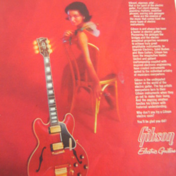 Vintage Gibson Guitar Catalog, Part 2 of 3