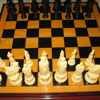 Chess Set...