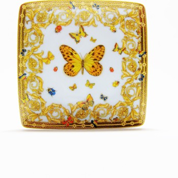 THANK YOU AMBERROSE !!!/LE JARDIN DE VERSACE   - China and Dinnerware