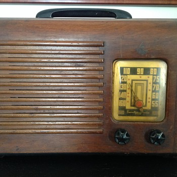 Consider, that emerson vintage radio