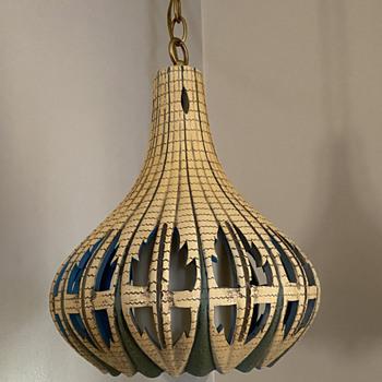 My estate sale find!  - Lamps