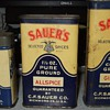 Sauer's Selected Spices Tins (for you caleb20)