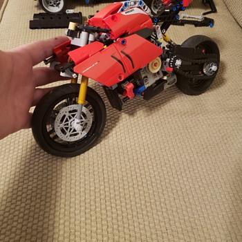 Lego Ducati - Toys