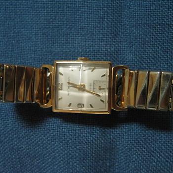 1950's wittnauer watch - Wristwatches