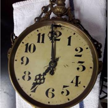 1800s clock - Clocks