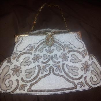 microbead antique purse? I