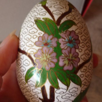 Is this Cloisonné?  - Asian