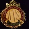 Rare & Interesting CANADIAN W.W. II VOLUNTEERING ARTIFACT-BADGE