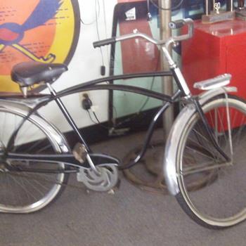 Vintage Evans Bicycle
