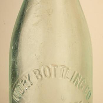 Ivory Bottling Co.  (St. Louis, Mo) - Bottles