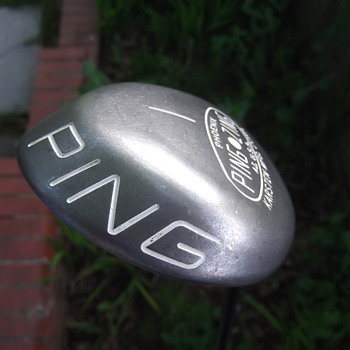 Ping Zing Proto  - Extremely Rare - Unique Tour club Serial numbered
