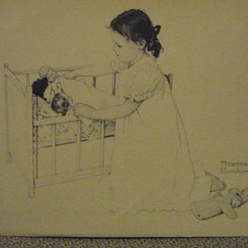 Norman Rockwell prints - Posters and Prints