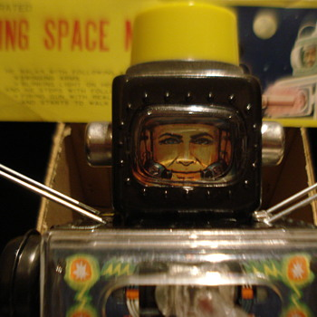 Horikawa 1967 Robot - Fighting Space Man (Japan) - Toys