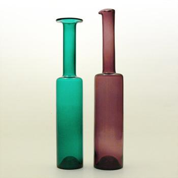 KORISTEPULLO, Nanny Still (Riihimäki, 1959) - Art Glass