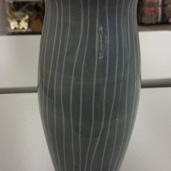 modern cool vase - Pottery