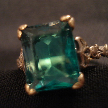 This Beautiful Old Ring