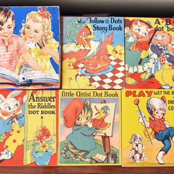 Children's Boxed Activity Book sets